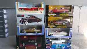 1:18 Diecast Anson Cadillac Official Pace Car & Lincoln Zephyr