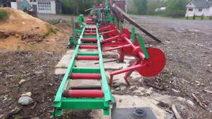 Electric Hydraulic KARA Sawmill
