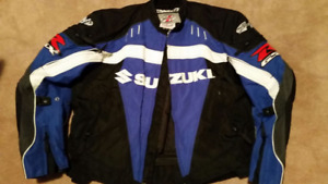 Joe rocket Suzuki Motrocyle Jacket