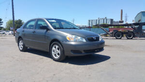 2006 Toyota Corolla. *** LOW KMS *** Cert & E-Test
