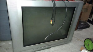 Sony 61' TV and Insignia 32""