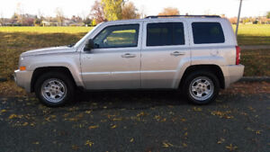 2010 Jeep Patriot 4x4 North Edition SUV, Crossover