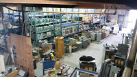 Materiel Electrique Centre de surplus a Montreal-Est