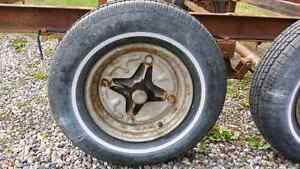 WANTED 13, 14 or 15 inch vintage dexter rims