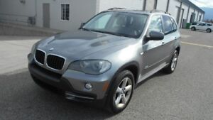 2008 BMW X5 AWD 3.0L 7 Passenger Great Condition Sedan