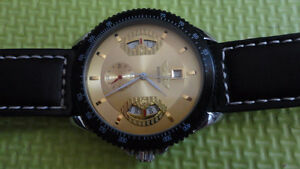 EXCELLENT AUTOMATIC JAPAN WATCH WITH DAYS