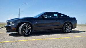 2012 Ford Mustang Shelby GT 500 Coupe (2 door)
