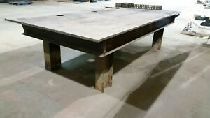 Steel Table 5' x10' Prince George British Columbia image 4