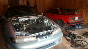1994 eagle talon tsi part out