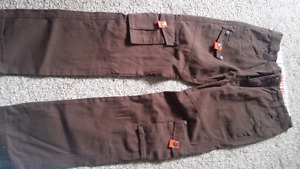 New boys pants(11-12 years)can adjusted from the waist