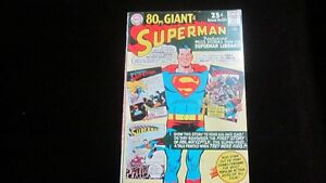 Vintage Superman #183 1966-80 page giant-DC Comic