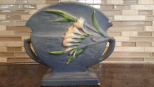 Antique Roseville Pottery vase