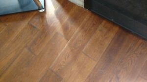 Modern Farmhouse Hardwood Flooring