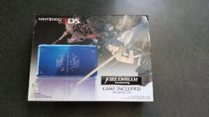 Nintendo 3DS Blue - LIMITED EDITION with Fire Emblem Awakening