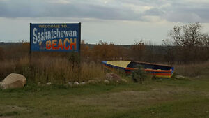 **REDUCED** Double Lot Property at Saskatchewan Beach