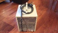 Industrial Portable Heater 240 Volts 5000 watts