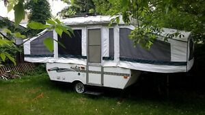 tent trailer to rent!!!!