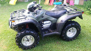 05 rubicon low kms TRADE yamaha nytro