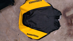 Rev seat cover