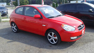 2011 Hyundai Accent SPORT Custom Hatchback