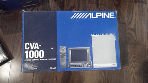 Alpine Ai-NET DVD, SCREEN, ALARM/PAGER and CHANGER Kitchener / Waterloo Kitchener Area image 6