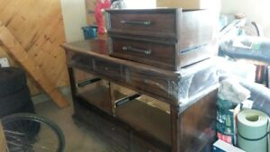 Mahogany dresser for sale