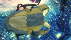 Barely used front/back baby carrier