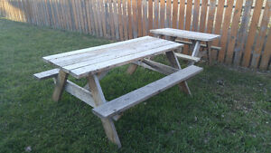 Picnic Tables for sale (4 and 6 feet)