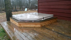 WANTED. Hot tub cover
