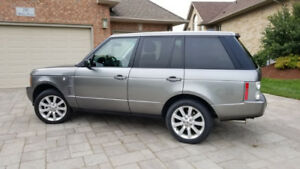 CERTIFIED 2008 Range Rover Supercharge