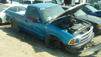 PARTING OUT 1995 CHEVY S10