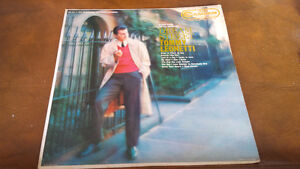 LP: Dream Street Tommy Leonetti, Marion Evans & His Orchestra