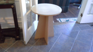 Wood / Glass Table