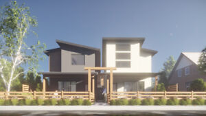 Brand New 3 Bedroom Skinny Home- Available March 1st