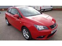 2014 Seat Ibiza 1.4 16v Toca SportCoupe 3dr