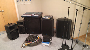 All in One Sound System With Excellent Equipment