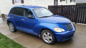2006 Chrysler PT Cruiser Base Hatchback