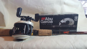 Used Fishing Reels and Rods