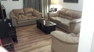 Beautiful open concept 2 bedroom apartment Pet Friendly