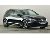 2016 Volkswagen Golf 2.0 TDI GTD 5dr [Nav] Hatchback diesel Manual