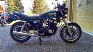 suzuki gs1100 1981 mint!! restored, new paint?