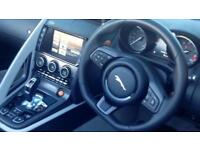 2014 Jaguar F-TYPE Coupe 5.0 Supercharged V8 R 2dr Automatic Petrol Convertible