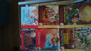 6 BEAUX ROMANS DE GERONIMO STILTON A VENDRE EN LOT 20$