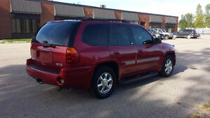 2004 GMC Envoy SLT 4X4 NO ACCIDENTS, SAFETIED & E-TESTED London Ontario image 4