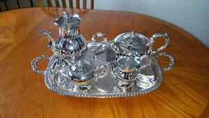 Silver Coffee/Tea Service