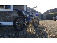Yamaha yz 125 not cr, sx,kx,rm