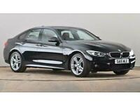 2015 BMW 4 Series 430d xDrive M Sport 5dr Auto [Professional Media] Coupe diesel