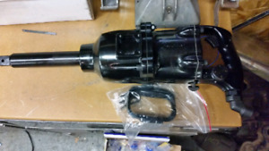 """Propoint 1"""" impact wrench with 8"""" anvil $350obo"""