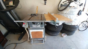 Stand alone Table Saw