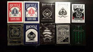 Ellusionist Bicycle Cards NEW